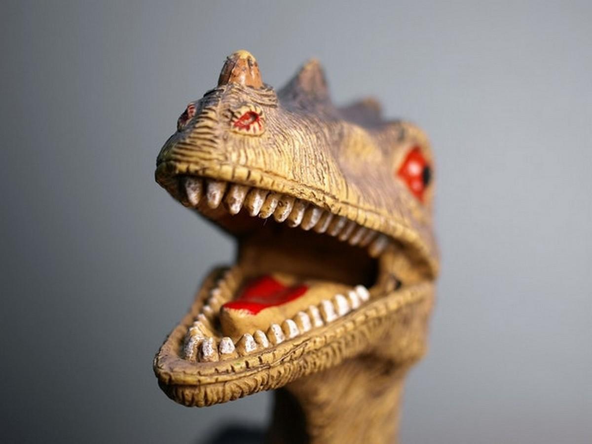 Lov na dinozavre